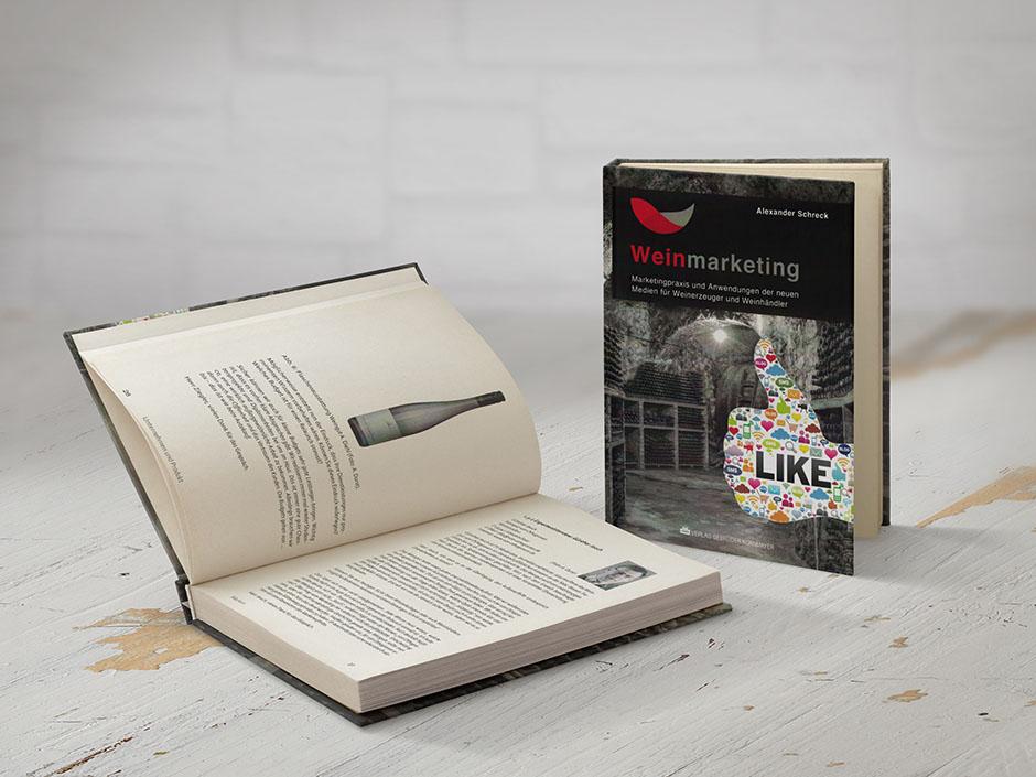 Weinmarketing Buch | von Alexander Schreck und Carsten M. Stammen