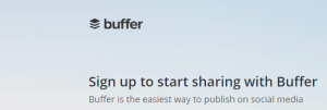 Buffer - A better way to share on social media