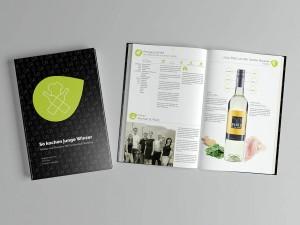So kochen junge Winzer - Weine und Rezepte der Generation Riesling