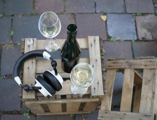 Gastauftritt zum Thema Neue Medien anlässlich es Forums Wein & Kultur